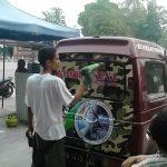 Stiker Decal Striping di Padang