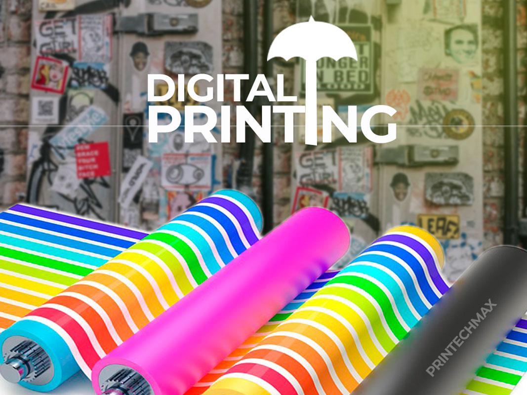Digital printing stiker di padang