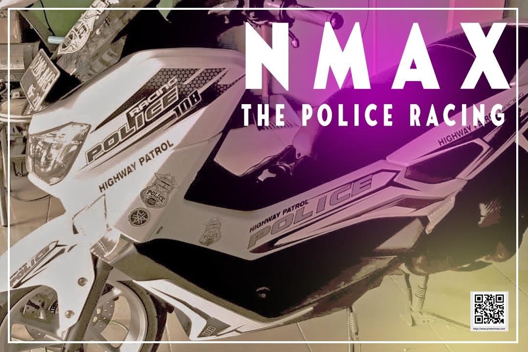 Stiker Decal Yamaha N Max