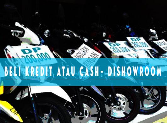 cash dan credit