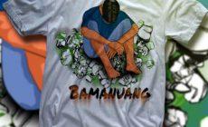 Sablon Baju Kaos di Padang