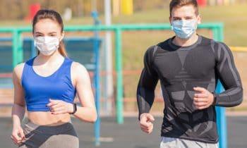 Masker scuba kesehatan