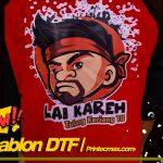Sablon DTF di Padang