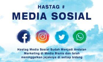 Hastag media sosial