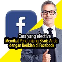 bisnis Anda dengan beriklan di Facebook