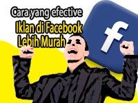 Target iklan Facebook